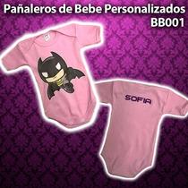 Pañeleros Personalizados De Bebe
