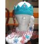 Gorritos Tejidos De Princesa Elsa De Frozen Bebés, Niñas