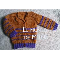 Bonito Suéter Para Bebé