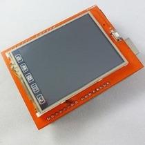 Pantalla Táctil De Lcd Tft Y 2.4 Con Slot Microsd