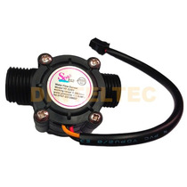 Sensor Flujo Efecto Hall Yf-s201 Usalo Arduino Sg90 Hc-05