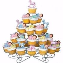 Base Para Cupcakes! Para Fiestas Y Reuniones Mesa De Dulces.