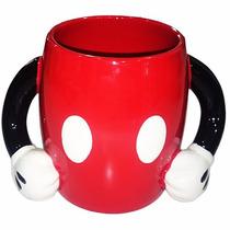 Taza Mickey Mouse Disney Coleccionable De Ceramica