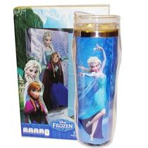 Disney Original Frozen Elsa Termo Plastico Brave