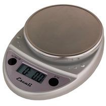 Báscula Alimentos Escali Primo Capacidad 5kg Color Cromo