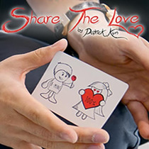 Truco De Magia Share The Love By Patrick Kun Con Gimmicks