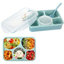 Almuerzo De Bento Box Iwotou Microondas Y Lavavajillas Segur