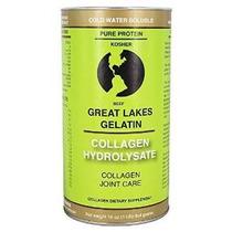 Grandes Lagos Gelatina, Colágeno Hidrolizado (carne Kosher)