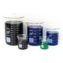 Seoh 5 Paquetes De Vidrio Borosilicato Graduado Vasos 50 100