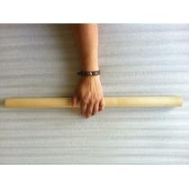 Rodillo De Madera Para Amasar 55cm X 3.3cm