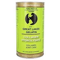 Grandes Lagos Gelatina Colágeno Hidrolizado (kosher Beef) 16