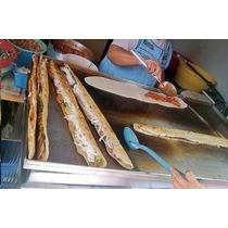 Tortillas Maquina Manual Para Super Qusadillas 70x25cm