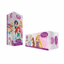 Bolsa Para Sandwich Princesas 16.5 X 14.9 Cm 25 Pzas Disney