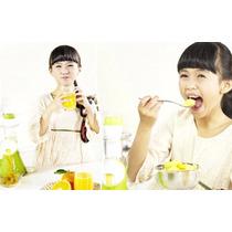 Extractor Frutas Y Verduras Crea Jugos Helados Fácil Rapido
