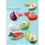 Set Para Conservar Verduras Mas Frescas Despues De Cortar