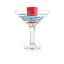 Copa Margarita Con Ondas Crisa 26 Cm