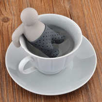 Mr Tea Infusor De Silicon Para Te