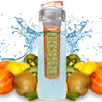 Cilindro Infusor De Agua Con Frutas Naturales Naranja H1272