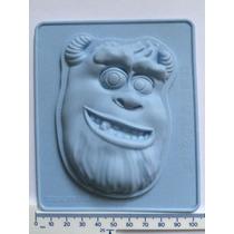 Molde De Silcion Sully Monsters Inc Disney