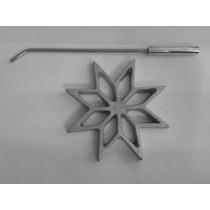 Buñuelos De Viento Molde Flor Modelo 6
