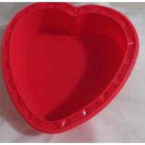 Corazón, Molde De Silicón En Forma De Corazón...aprovecha !