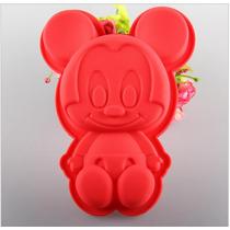 Molde De Silicon Mickey Mouse