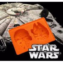 Molde De Silicon Star Wars Halcon Milenario