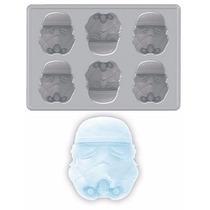 Molde Para Hielo Star Wars Stormtrooper