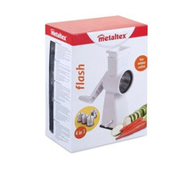 Rallador Para Queso Flash Metaltex