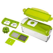 Amazing Slicer Plus, Rebenador De Alimentos 13 Accesorios Tv