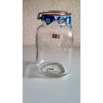 Frascos Y Recipientes Hermeticos De Cristal 3.100 Ml / Kg