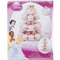 Wilton 1512-7475 Disney Princesa Cupcake Stand