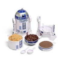 Tazas Cucharas Medidoras Repostería De R2d2 Star Wars Nueva