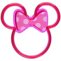 Disney Minnie Mouse Sandwich Cortador De La Corteza