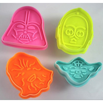 Cortadores Star Wars Galletas