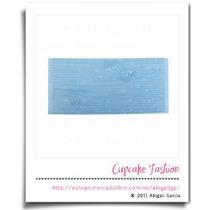 Placa Texturizadora Fondant Madera Pasta Flexible #1456
