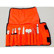 Kit Profesional Para Chef Tablecraft Importado Accesorios
