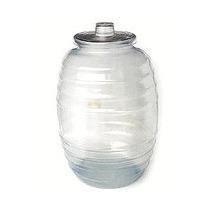 Vitrolero Plástico (pvc) O Vidrio 5, 10 Y 20 Lt./tapa, Agua