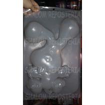 *molde Jumbo Para Hacer Gelatina De Blue Perrito Disney*