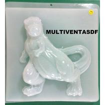 Molde Jumbo Para Gelatina ** Figura Dinosaurio **