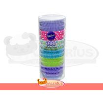 Capacillos De Papel Color Pastel