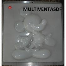 Molde Jumbo Para Gelatina ** Figura Mickey Mouse **