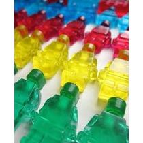 Molde Bandeja Recipiente Lego Figura/muñeco Gelatina/hielo