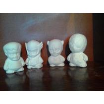 Bonitas Alcancias De Yeso Ceramico Blanco Para Pintar Juegos