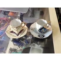 Tazas De Porcelana Alemana