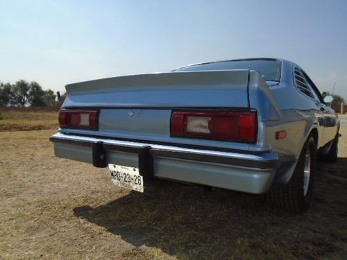 Valiant Super Bee 1980 V8 360 Estandar 4 Mas Reversa,