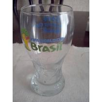 Vasos Coleccionable Mundial Brasil 2014 Nuevo