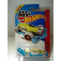 Hot Wheels Carbonator Azul/amarillo 172/250 2014
