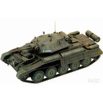 Tanque Italeri Cruzader Mk.l 1/35 Armar Pintar / No Revell
