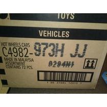 Hotwheels Batman Caja 50 Piezas